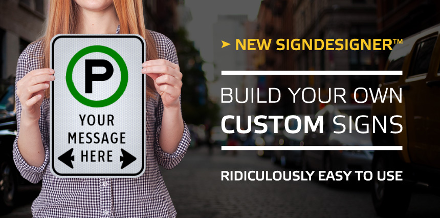 Traffic Supply SignDesigner