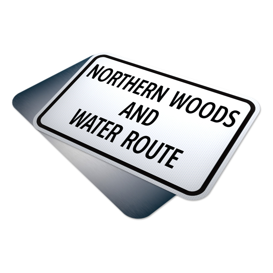 Northern Woods & Water Route Tab