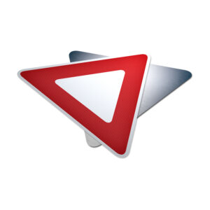yield traffic sign by trafficsupply.ca. Buy online. Fast shipping.