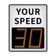 tc 1000 radar speed sign traffic supply by 310 sign alberta canada