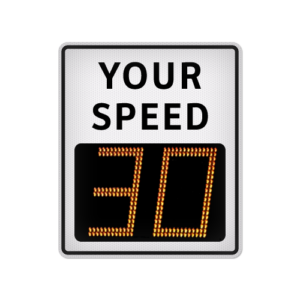 radar speed sign tc-600 by traffic supply store