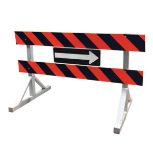 WD-116-1R Highway Barricade Right