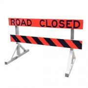 WD-116-2 Road Closed Barricade