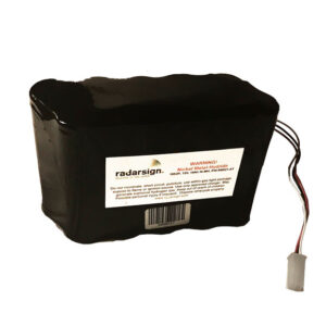 TC-400 Extra Battery Pack (12V Ni-MH)
