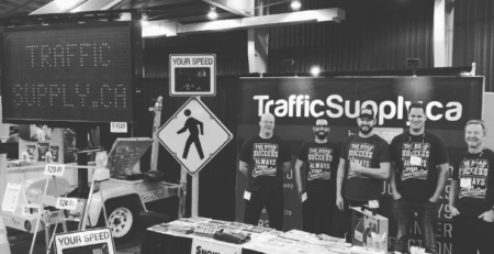 traffic road and construction signs and supply tradeshows by 310 sign inc. a division of hi sign the fath group